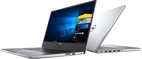 Dell Inspiron 15 (7570) stříbrný - Notebook