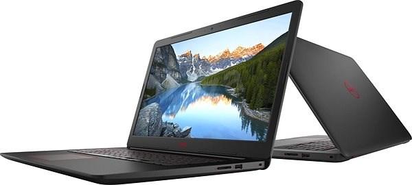 Dell G3 17 Gaming (3779) černý - Herní notebook
