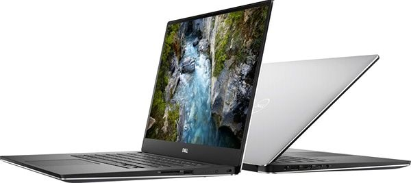 Dell XPS 15 (7590) Silver - Ultrabook
