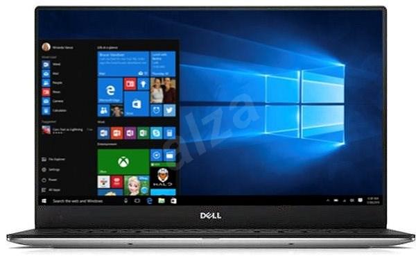 Dell XPS 13 (9360) stříbrný - Notebook