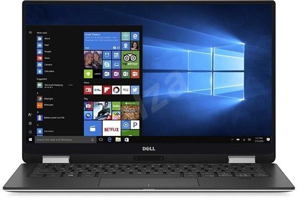 Dell XPS 13 (9365) Touch černý - Tablet PC