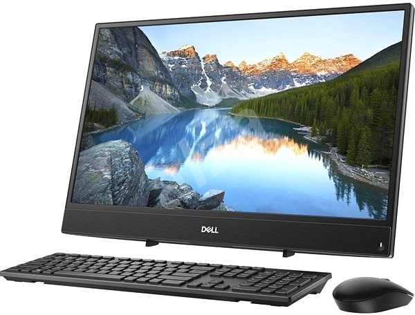 Dell Inspiron 24 (3477) černý - All In One PC