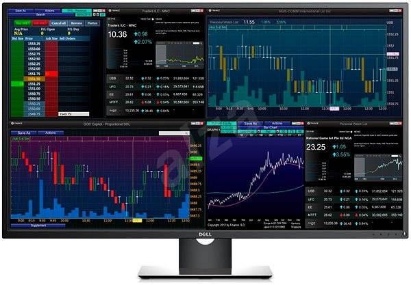 """43"""" Dell P4317Q Multi-Client - LCD monitor"""