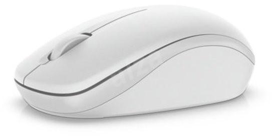 Dell WM126 bílá - Myš