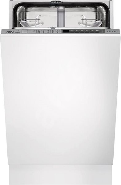 AEG Mastery FSE62400P - Vestavná myčka úzká