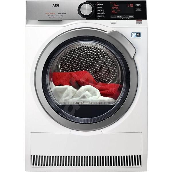 AEG FiberPro T9DBC68SC 3DScan - Sušička prádla