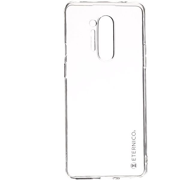 Eternico pro OnePlus 8 Pro čiré - Kryt na mobil