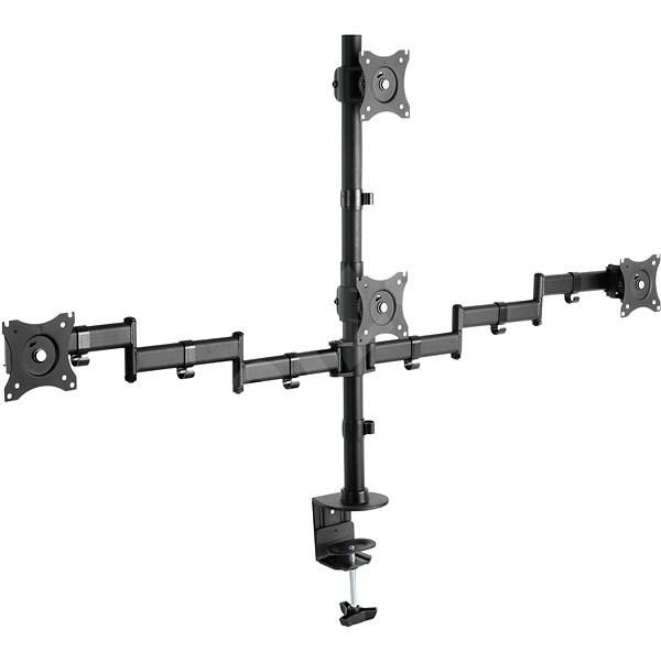 AlzaErgo Arm Q05BSV - Držák na monitor