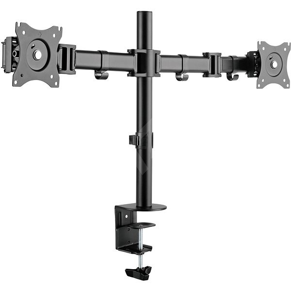 AlzaErgo Arm D35B - Držák na monitor