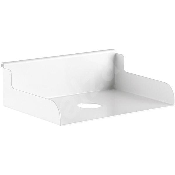 AlzaErgo Slatwall SWH310 Držák bílý - Držák