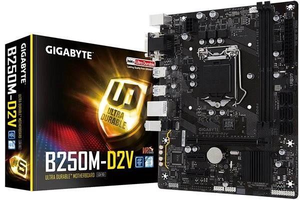 GIGABYTE B250M-D2V - Základní deska