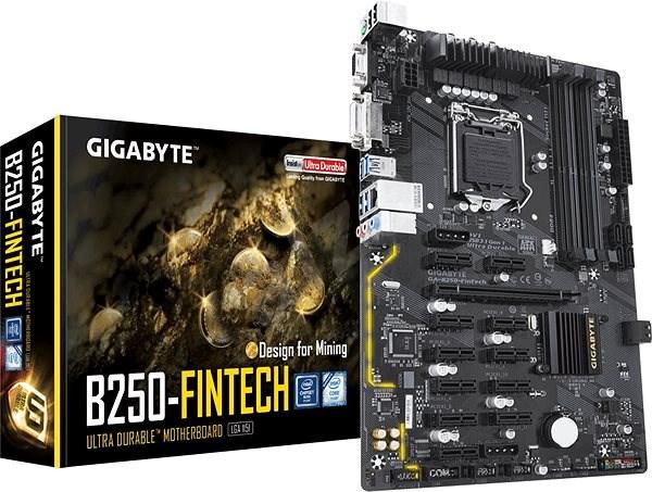 GIGABYTE B250-FinTech - Základní deska