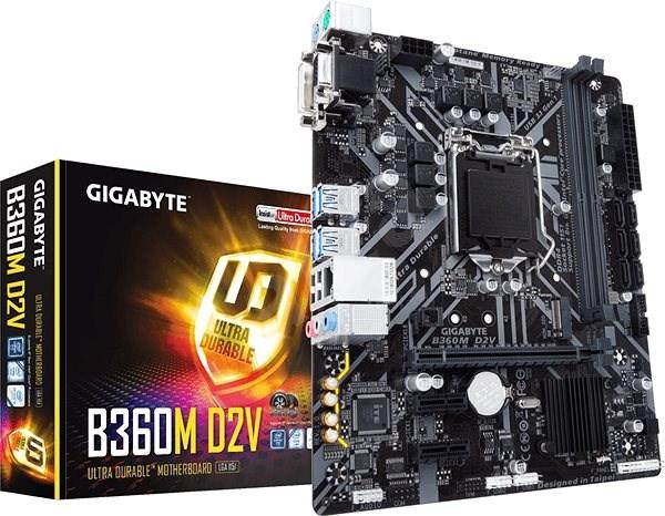GIGABYTE B365M D2V - Základní deska