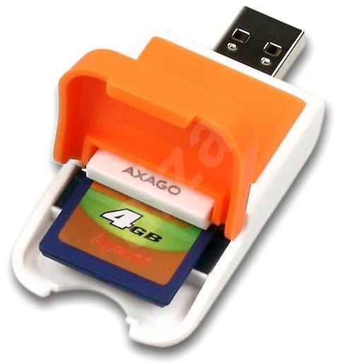 AXAGO CRE-12 - Čtečka karet