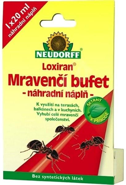 NEUDORFF Loxiran - mravenčí bufet, náhradní náplň - Insekticid