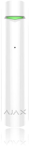 Ajax GlassProtect white - Detektor vibrací