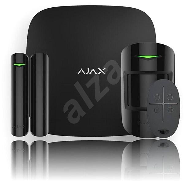 Ajax StarterKit black - Alarm