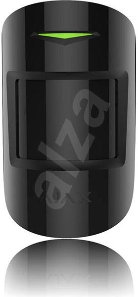 Ajax MotionProtect Plus black - Detektor pohybu