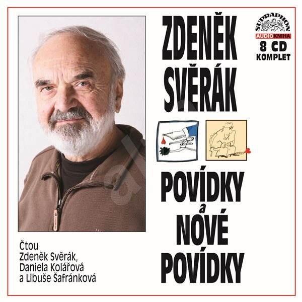 Povídky a Nové povídky Komplet - Zdeněk Svěrák