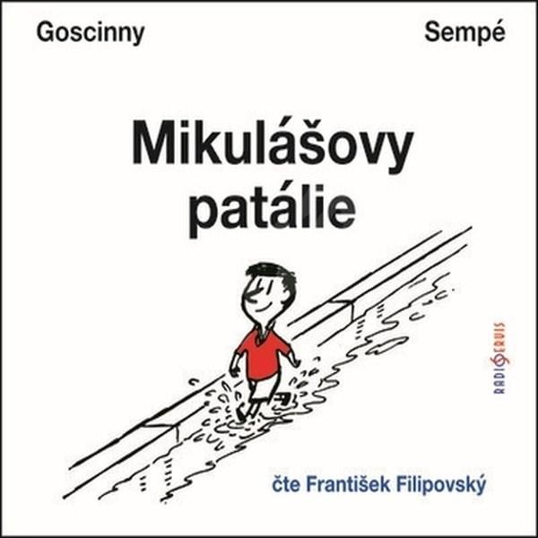 Mikulášovy patálie - René Goscinny