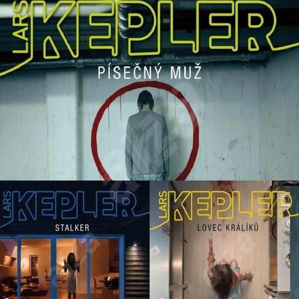 4. - 6. díl série s detektivem Joonou Linnou za výhodnou cenu - Lars Kepler