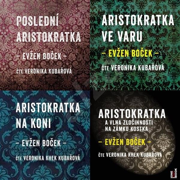 Humorná série Aristokratka za výhodnou cenu - Evžen Boček