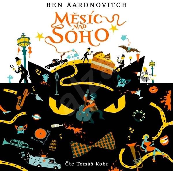 Měsíc nad Soho - Ben Aaronovich