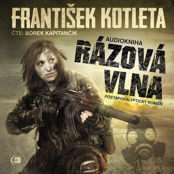 4e05cca19 Rázová vlna - František Kotleta | Audiokniha MP3 na Alza.cz
