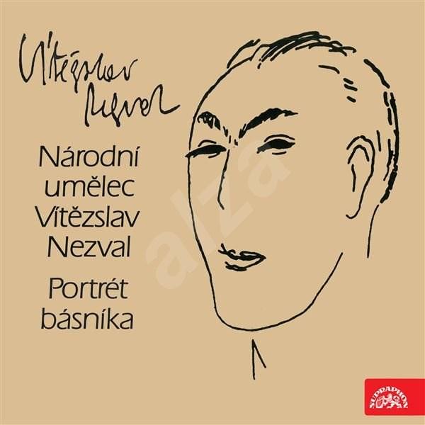 Portrét básníka Vítězslava Nezvala - Vítězslav Nezval