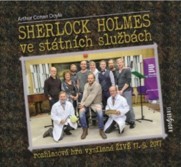 SHERLOCK HOLMES ve státních službách - Artur Conan Doyle