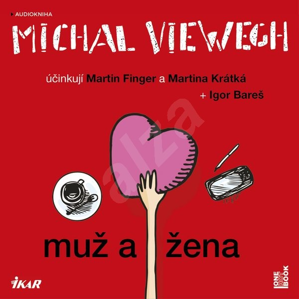 Muž a žena - Michal Viewegh