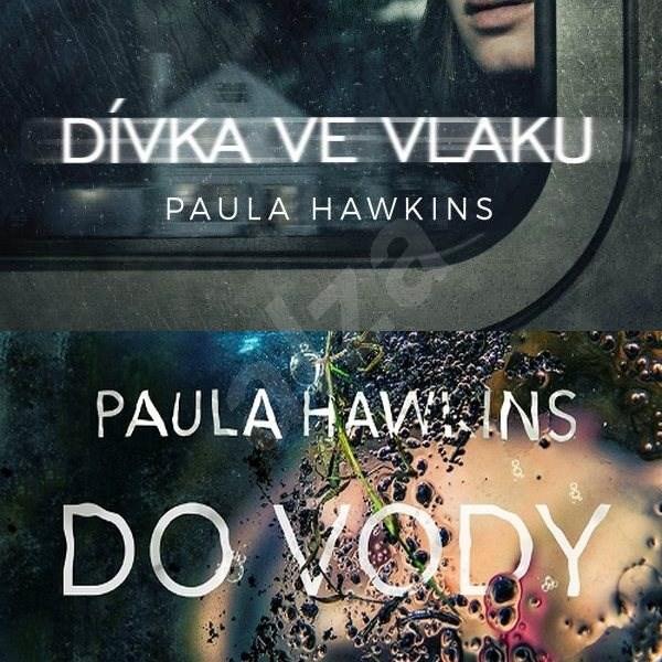 Balíček audioknih Pauly Hawkins za výhodnou cenu - Paula Hawkins