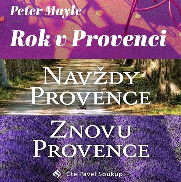 Balíček audioknih ze série Provence za výhodnou cenu - Peter Mayle