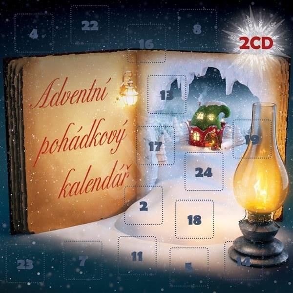 Adventní pohádkový kalendář - Božena Němcová