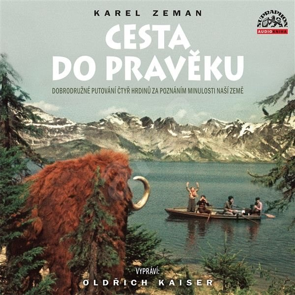 Cesta do pravěku - Karel Zeman
