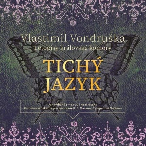 Tichý jazyk - Vlastimil Vondruška