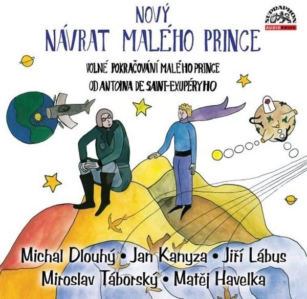 Nový návrat malého prince - Richard Bergman