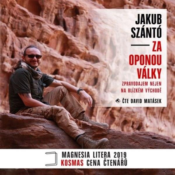 Za oponou války - Jakub Szántó