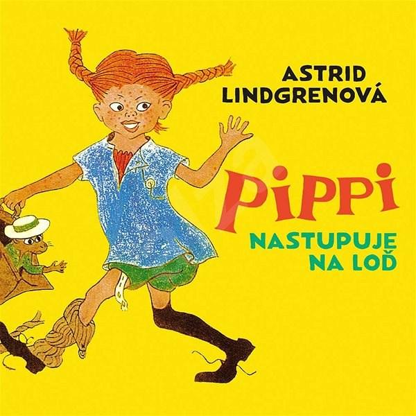 Pippi nastupuje na loď - Eduard Petiška