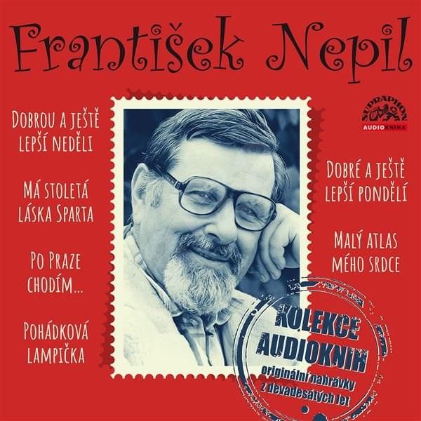 František Nepil - Kolekce audioknih - František Nepil