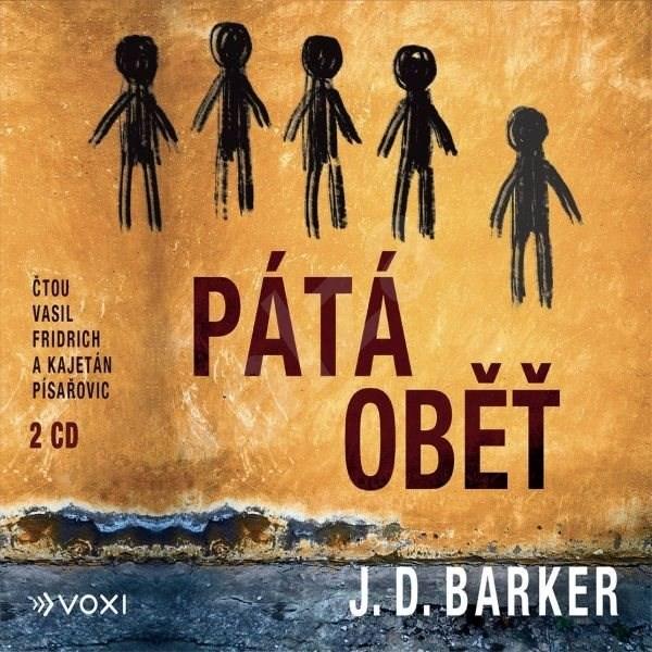 Pátá oběť - J. D. Barker