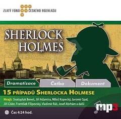 15 případů Sherlocka Holmese - Arthur Conan Doyle