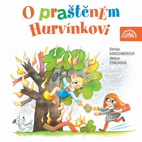 O praštěném Hurvínkovi - Helena Štáchová