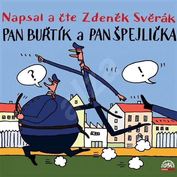 Mr. sausages and pan Špejlička - Zdeněk Svěrák