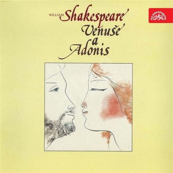 Venuše a Adonis -