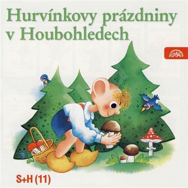 Hurvínkovy prázdniny v Houbohledech - Vladimír Straka