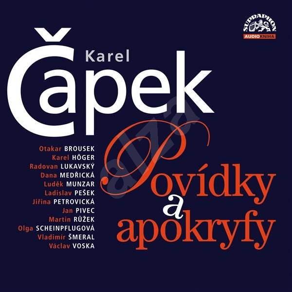 Povídky a apokryfy - Karel Čapek