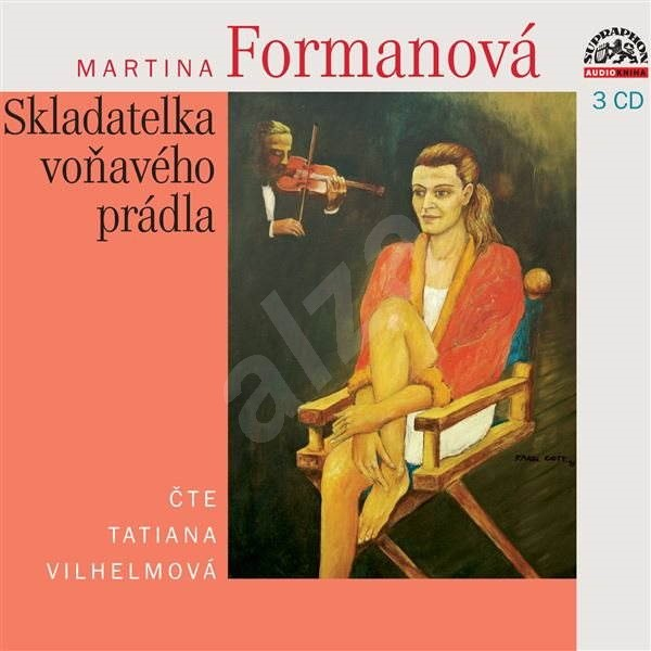 Composer scented laundry - Martina Formanová