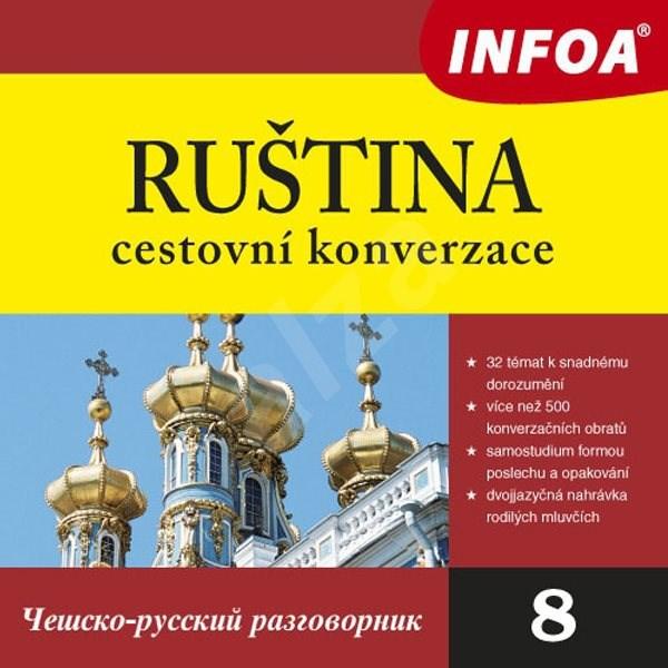Ruština - cestovní konverzace - Group of authors
