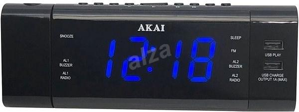 AKAI ACR-3888 - Radiobudík